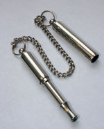 Acme Dog Whistle 535 nickel plated
